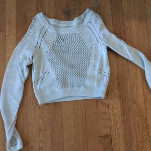 Lululemon crop sweater
